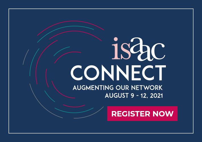 ISAAC Connect Badge