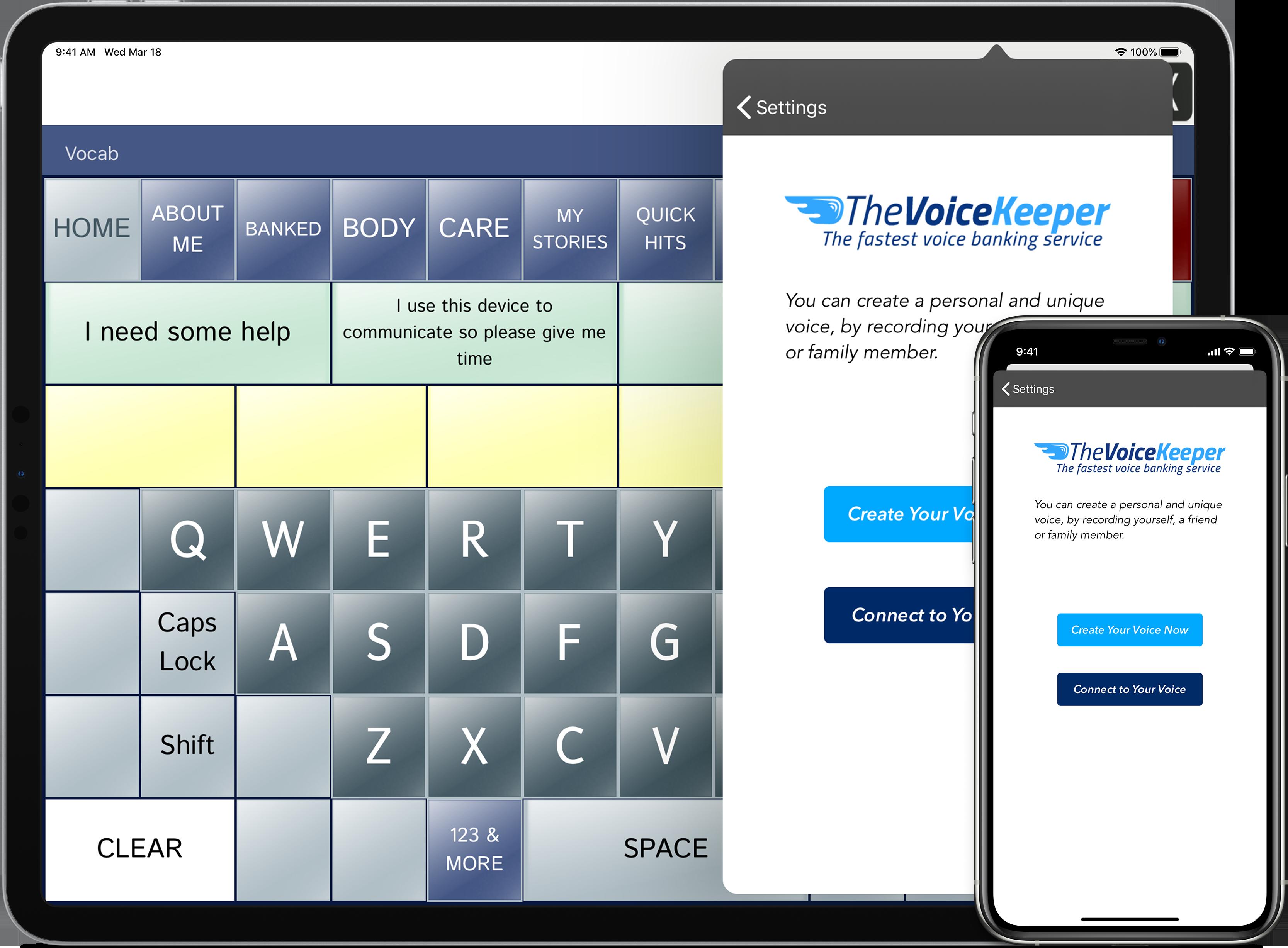iphone ipad voicekeeper